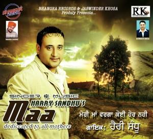 Harry sandhu Maa-new CD copy