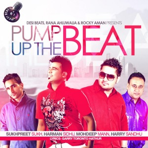 new design pump up beat