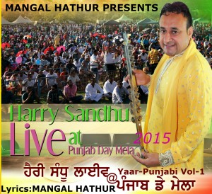 Harry Sandhu live